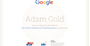 Google qualified- marketing, branding and social media