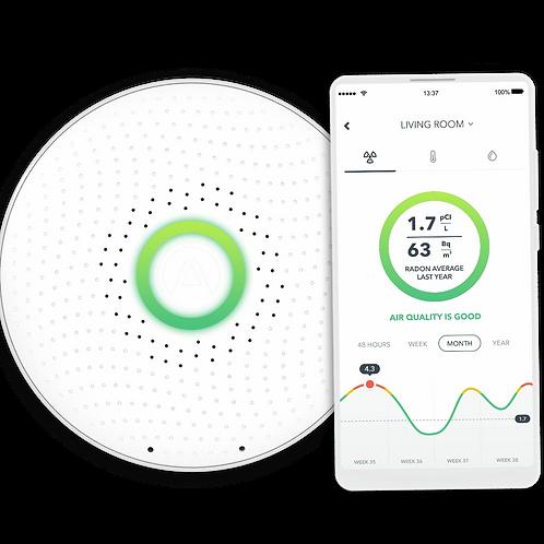Airthings Wave -  Smart Radon Monitor
