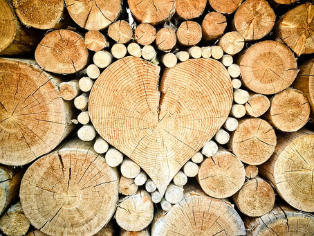 Get a FREE TONNE of logs