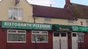 VesuviO Clapham Closes....moving to Sharnbrook