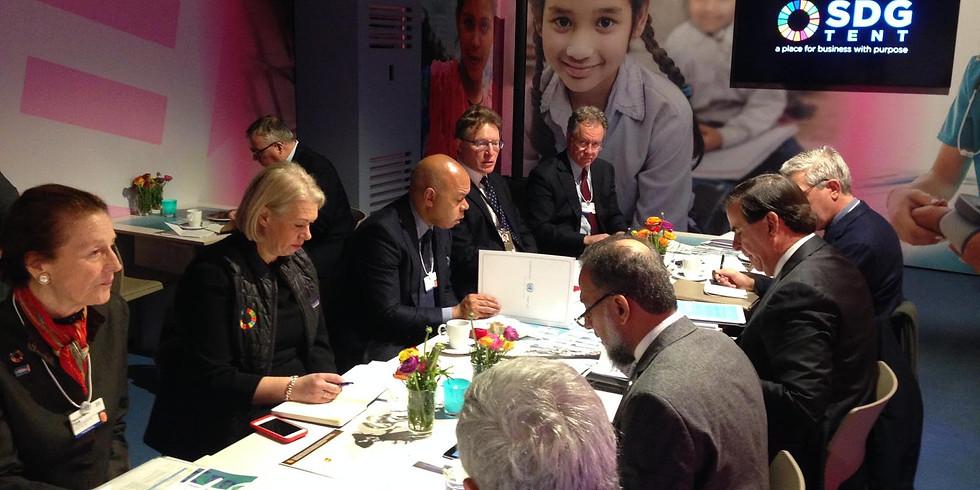Davos Meeting 2020