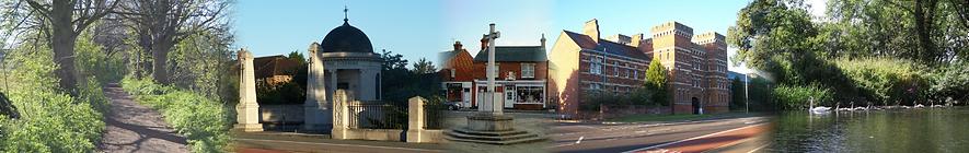 Melange of images, Kempston