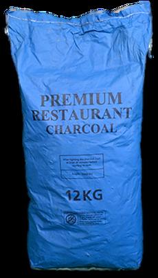 Premium restaurant charcoal