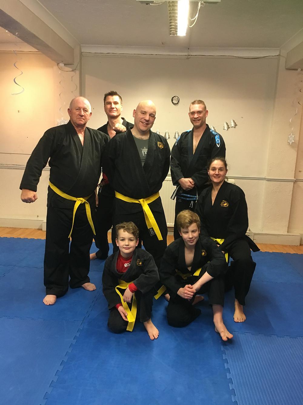 Zen Kenpo Ju Jitsu Eynesbury