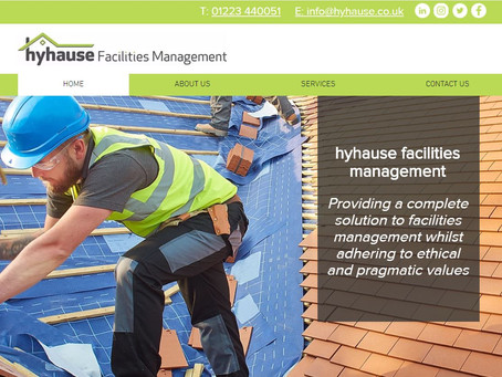 Our new website design is complete!