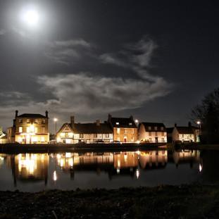Godmanchester at Night