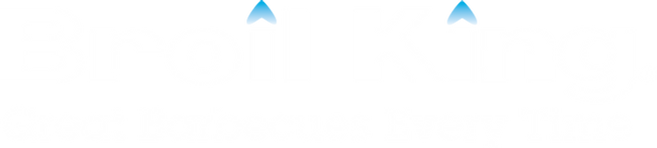 BK logo tagline - white with blue flames