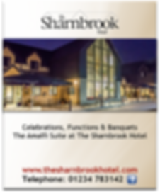 Functions at The Sharnbrook Hotel