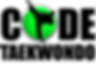CODE Taekwondo logo