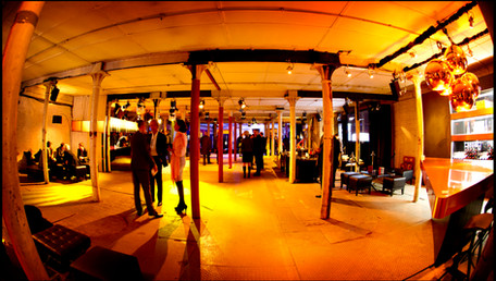 Corporate hospitality build : Londonq