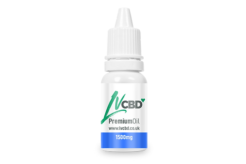 1500mg CBD Oil