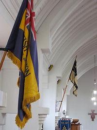Regimental flag (Beds & Herts)