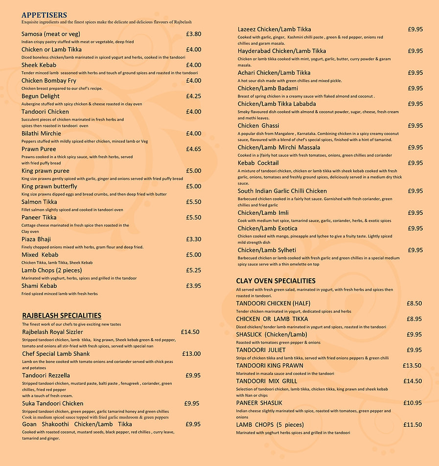Rajbelash takeaway menu inside 2, 3.jpg