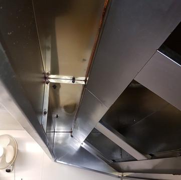 ventilation before