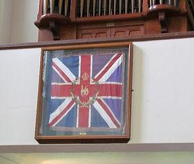 Beds & Herts regimental Flag