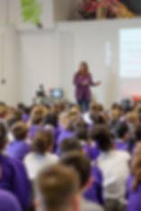 John Bunyan Museum school talk