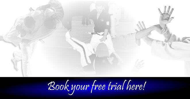Ju Jitsu Free Trial booking form