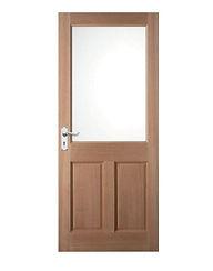 hardwood door.JPG