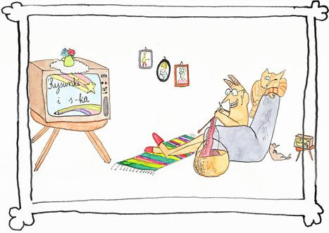 TV morning