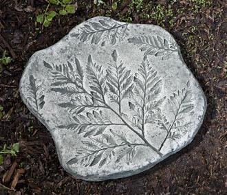 Campania Fossil Fern Stepping Stone
