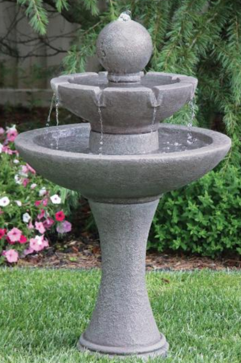 "36"" Tranquility Sphere Fountain"