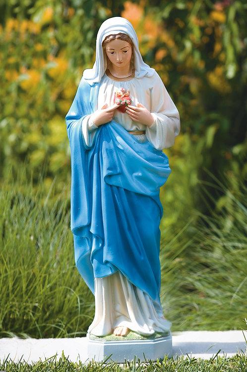 "26"" Sacred Heart of Mary"