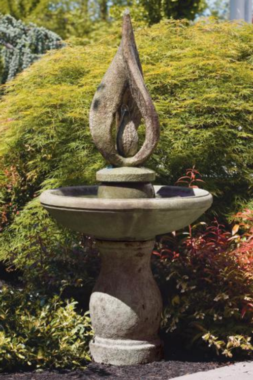 "59"" Garden Glow Fountain"