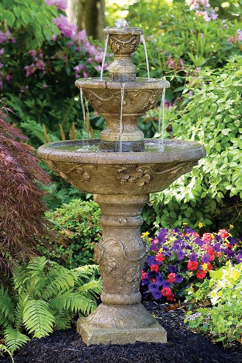 "56"" Three Tier Harvest Fountain"