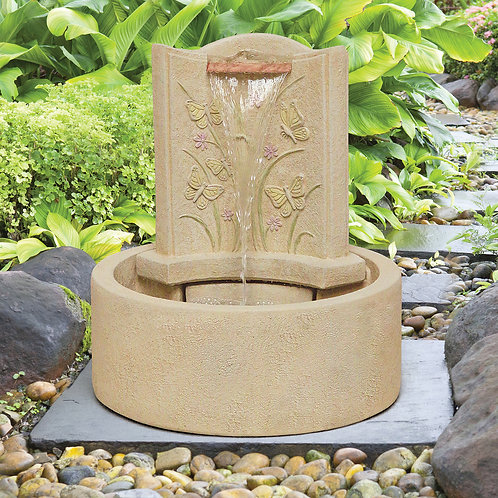 Lido Butterfly Fountain