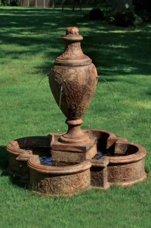"40"" Jubilee Vase Fountain"