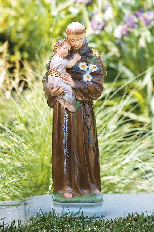 """16"""" St. Anthony"""