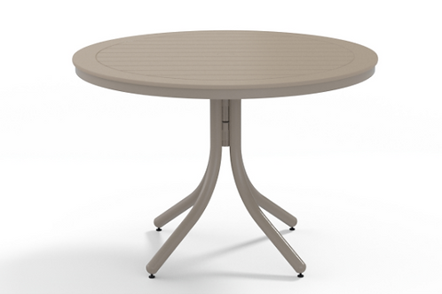"42"" Round MGP Table W/ Umb Hole"
