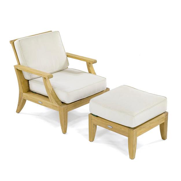 Laguna Lounge Chair and Ottoman