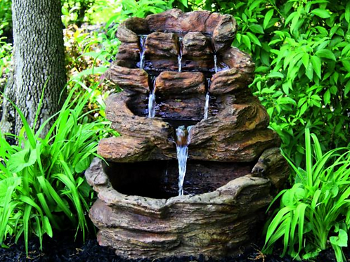 Canyon Falls Fountain