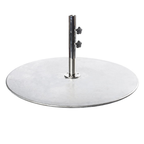 Galvanized Steel Umbrella Base