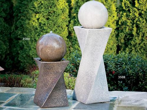 """42"""" Contemporary Diagonal Fountain-Right"""