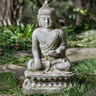 Campania Seated Lotus Buddha
