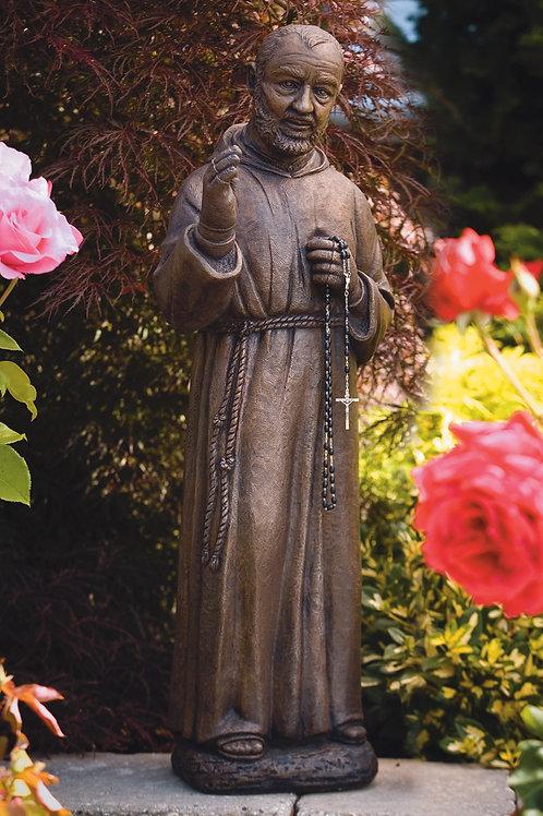 "30"" St. Padre Pio"