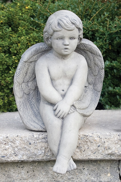 "16"" Sitting Angel"
