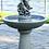 "Thumbnail: 46"" Dolphin Fountain"