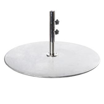 Galvinized Steel Plate Umbrella Base