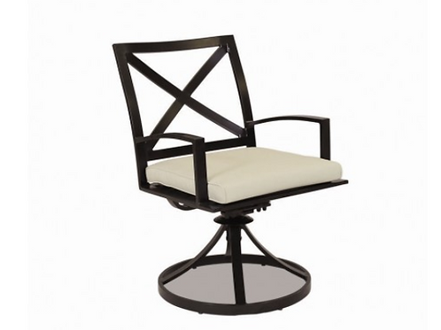 La Jolla Swivel Dining Chair