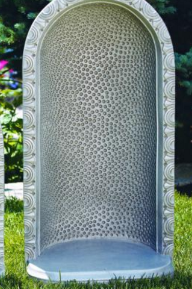 """26"""" Round Embossed Dot Grotto"""