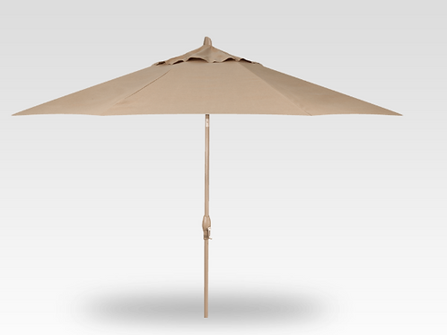 11' Autotilt Crank Umbrella