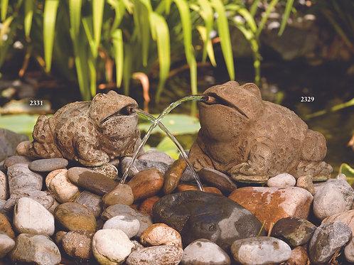 Large Bullfrog - Plumbed