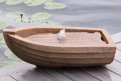 Small Row Boat Fountain