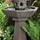"Thumbnail: 42"" Spring Rain Pagoda Fountain"