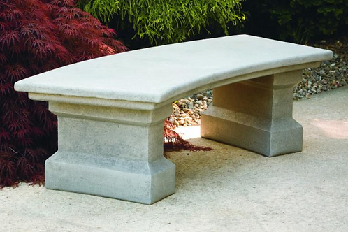 Classic Curved Bench