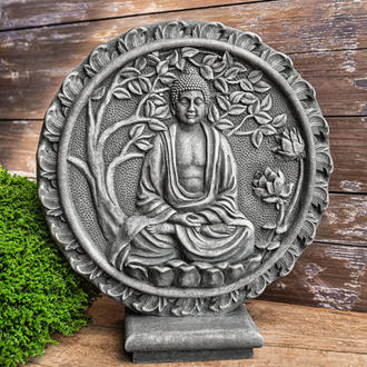 Campania Celestial Buddha Rondelle