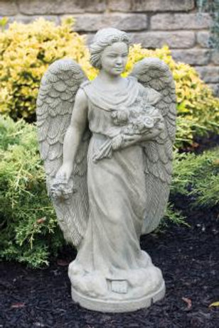 "28"" Rosebud Angel"